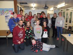 BS Christmas Jumper Day